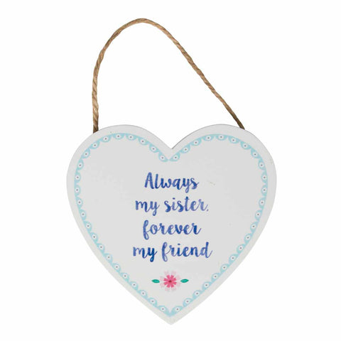 Wall Hanging - Always my sister-Home-PropShop24.com