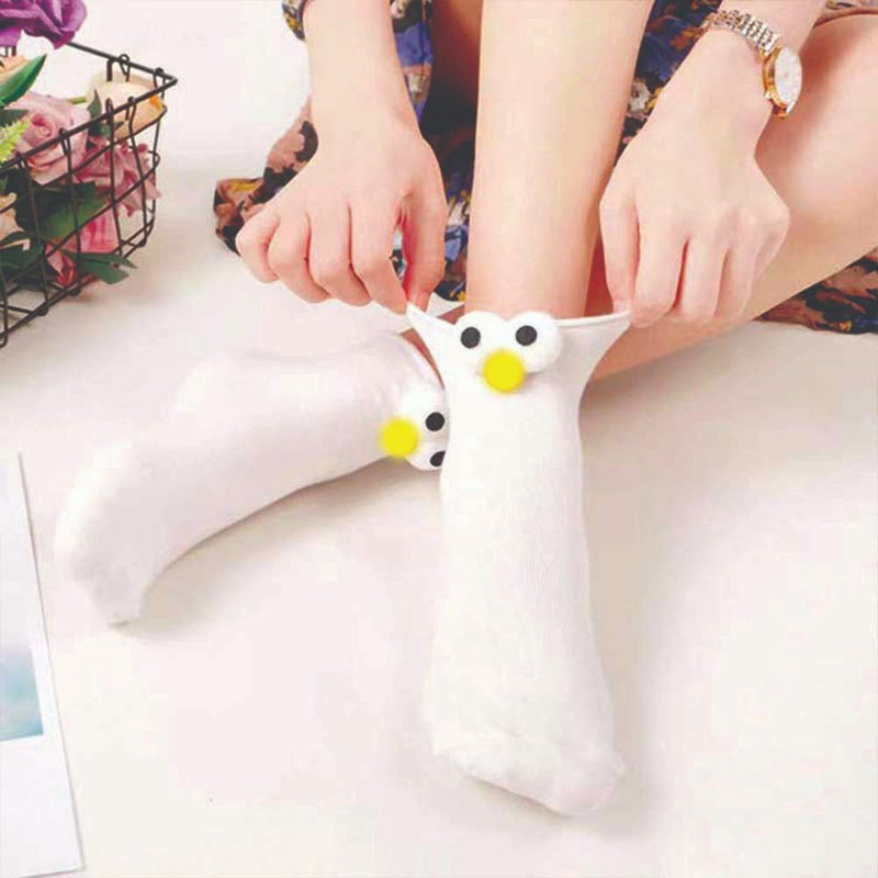 Socks - Googly Eyes - Set Of 5-WOMEN-PropShop24.com