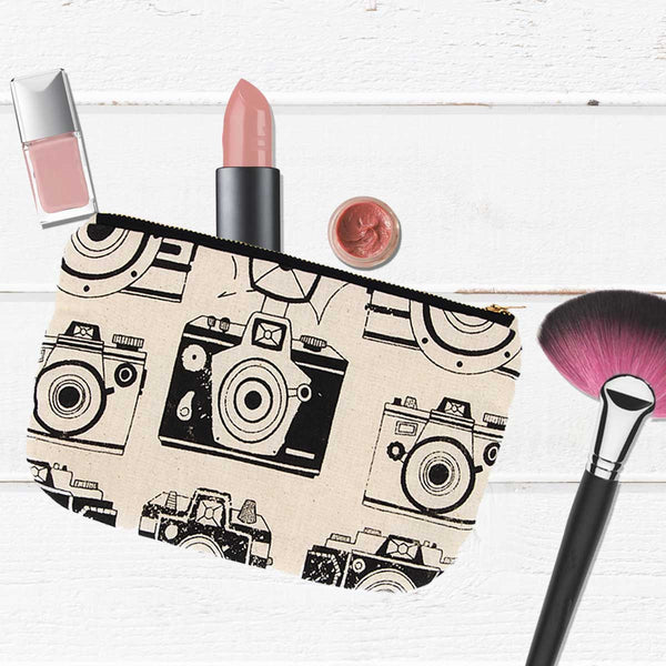 Vanity Pouch - Camera Print-FASHION-PropShop24.com