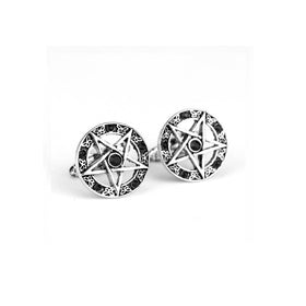 Star Cufflinks-MENS-PropShop24.com