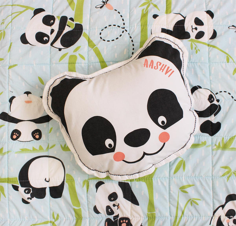 Personalized - Cushion - Panda Village - C.O.D Not Available-HOME ACCESSORIES-PropShop24.com