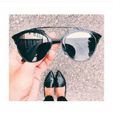 SUNNIES - ALICE VINTAGE- HALF RIM-Fashion-PropShop24.com