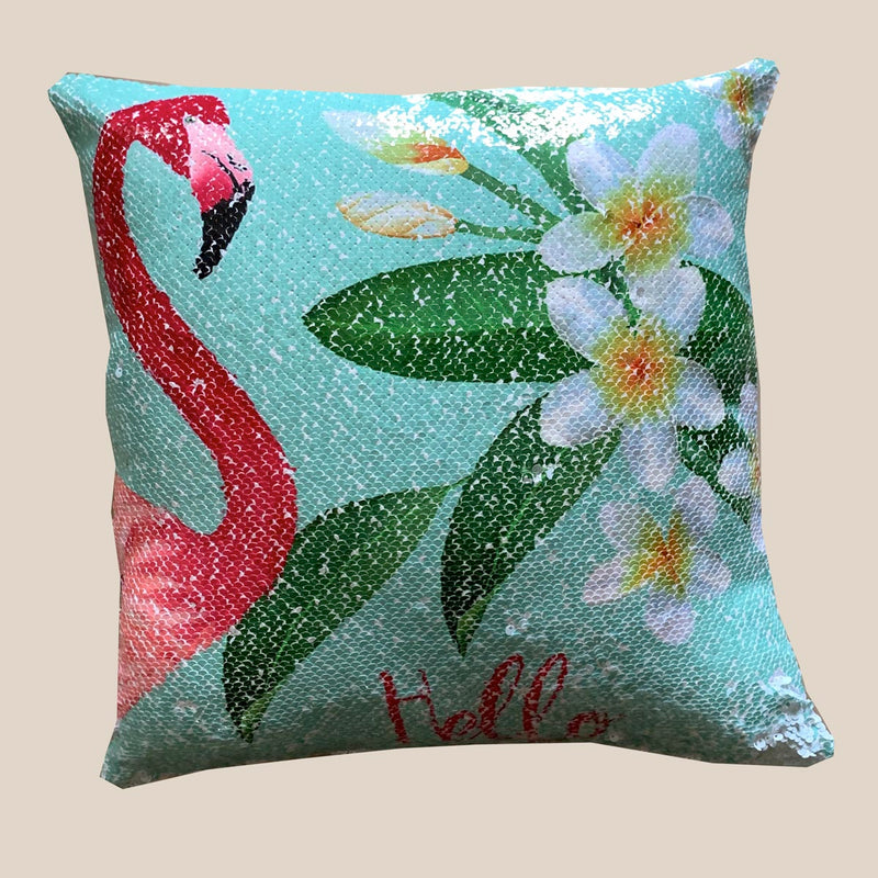 Cushion Cover - Frangipani-HOME ACCESSORIES-PropShop24.com