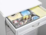 Non-Woven Fabric Storage Organizer with Compartments - Set of 4-HOME-PropShop24.com