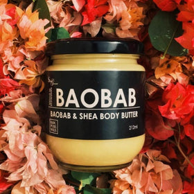 Body Butter - Baobab and Shea Butter-BEAUTY-PropShop24.com