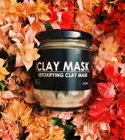 Face Mask - Clay Mask - Pure Ghana Clay-BEAUTY-PropShop24.com