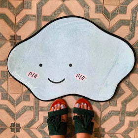 Door Mat - Blue Cloud-HOME-PropShop24.com
