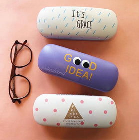 Sunglasses Case - Priorties-FASHION-PropShop24.com
