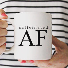 Coffee Mug - Caffeinated Af-Home-PropShop24.com