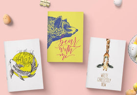 Pocket Diaries - Born to Be Wild Collection-STATIONERY-PropShop24.com