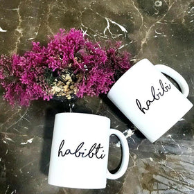 Coffee Mug Set - Habibi & Habibti-HOME-PropShop24.com