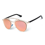 Sunnies - Glossy- Rose Gold-Fashion-PropShop24.com