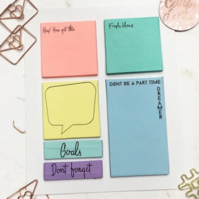 Got This - Sticky Notes (Set of 6)-STATIONERY-PropShop24.com
