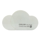 Cloud Pen Corrector - White-STATIONERY-PropShop24.com