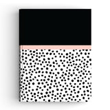 Chic Bubbles Hardbound | A4 Size Notebook - Ruled-STATIONERY-PropShop24.com