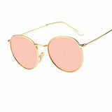 Sunnies - Retro Round- Rose Gold-Fashion-PropShop24.com