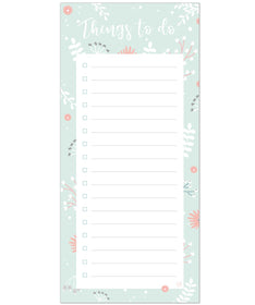 Fern Bloom 'Things To Do' Pad-STATIONERY-PropShop24.com