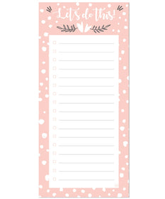 Peach Candy To do list-STATIONERY-PropShop24.com
