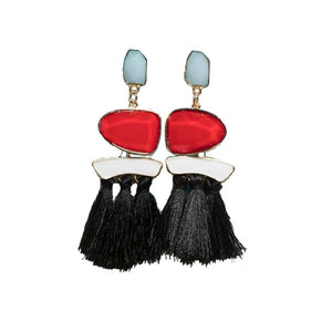 Earrings - Gris Miedoso-EARRINGS-PropShop24.com