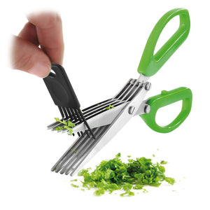 Stainless Steel Kitchen Shredder Scissors-DINING + KITCHEN-PropShop24.com