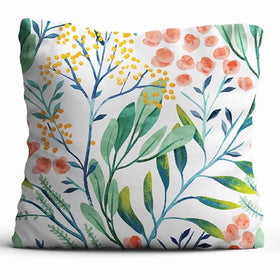 Cushion Cover - Berries - Ivory-HOME-PropShop24.com