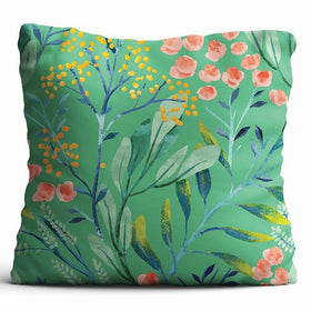 Cushion Cover - Berries - Green-HOME-PropShop24.com
