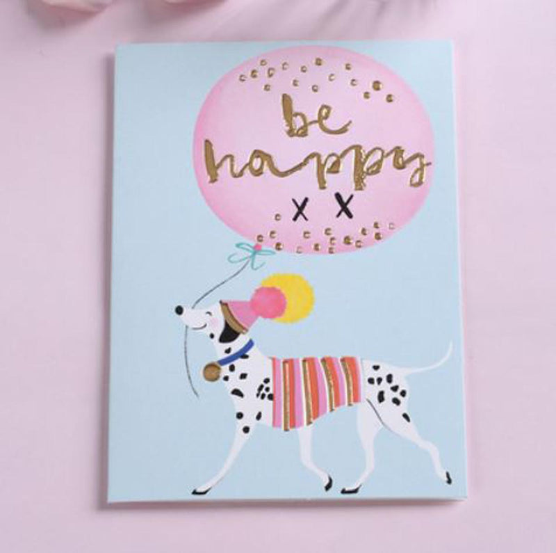 Greeting Card - Gold Foil-GREETING CARDS-PropShop24.com
