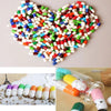Love Capsule Pills With Scroll Message - Set Of 50-GREETING CARDS-PropShop24.com