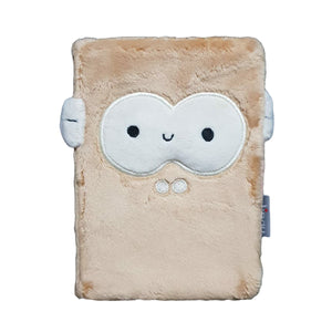Plush Notebook - Animal-NOTEBOOKS + JOURNALS-PropShop24.com