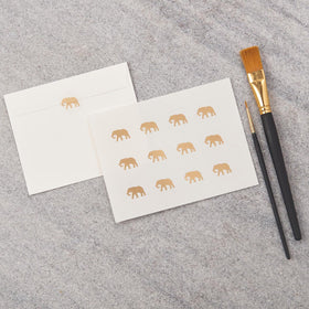 Elephant Seal Stickers - Includes 240 Stickers (20 Sheets)-STATIONERY-PropShop24.com