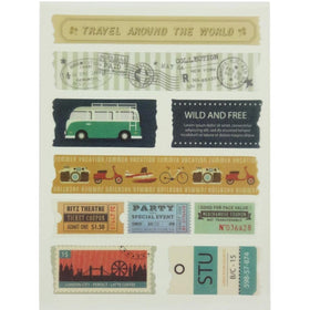 Stickers - Travel around the World 2-STATIONERY-PropShop24.com