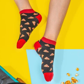 Socks - PIZZA IS BAE-MENS-PropShop24.com