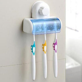 Suction Toothbrush Holder - Assorted-HOME-PropShop24.com