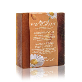 Handmade Soap - Sacred Sandalwood-BEAUTY-PropShop24.com