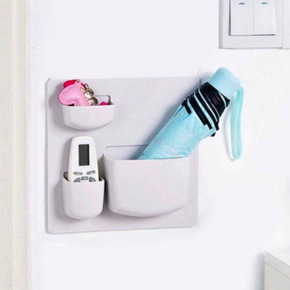 Wall Mounted Storage Rack-HOME ACCESSORIES-PropShop24.com