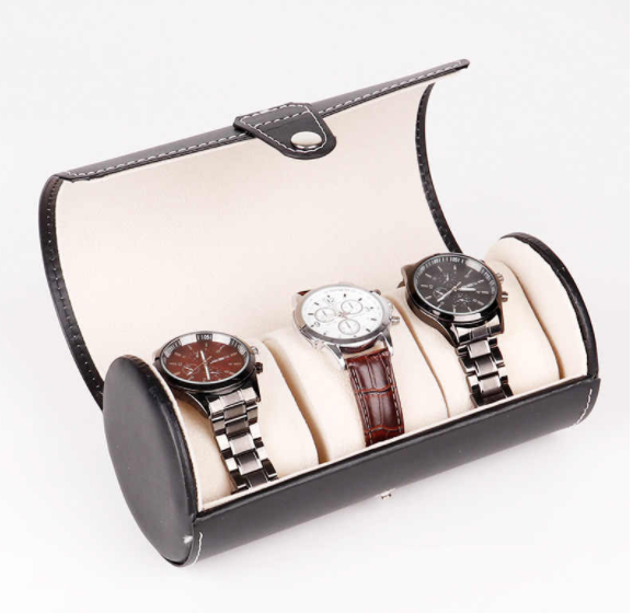 Watch Organizer - 3 Slots - Single Piece-ORGANIZERS + STORAGE-PropShop24.com