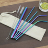 Holographic Straws - Set Of 4-BAR + PARTY-PropShop24.com