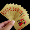 Playing Cards - Gold-BAR + PARTY-PropShop24.com