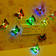 LED Butterfly - Single Piece - Assorted