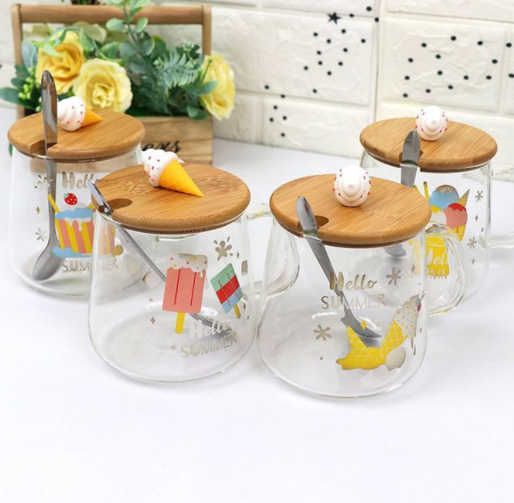 Coffee Mug - Hello Summer - Single Piece-DINING + KITCHEN-PropShop24.com