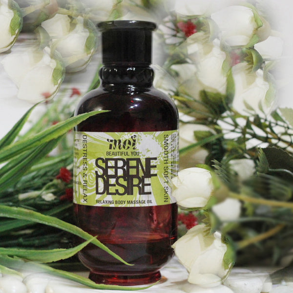 Calming Body Massage Oil - serene desire-BEAUTY-PropShop24.com