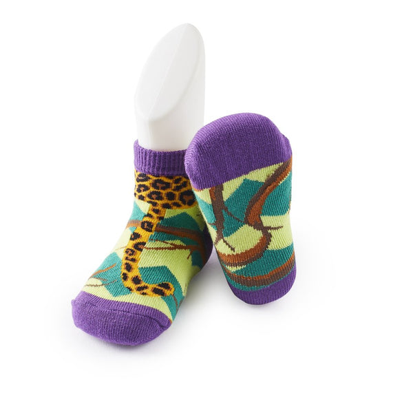 Tell Tails - Leopard Socks: 2-3 years-Fashion-PropShop24.com