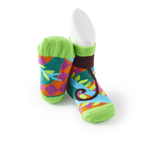Tell Tails - Monkey Socks: 4-6 years-Fashion-PropShop24.com