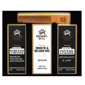 The Beard Box (Oily Skin)-BEAUTY-PropShop24.com