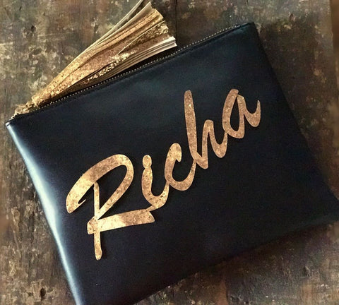 Personalized Travel Pouch - C.O.D Not Available