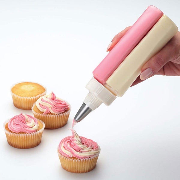 Twin Decorating Icing Bottle-HOME-PropShop24.com