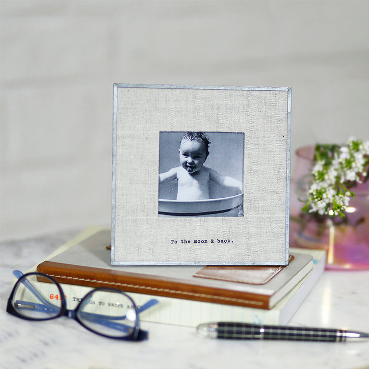 Photo Frame - To The Moon And Back-HOME ACCESSORIES-PropShop24.com