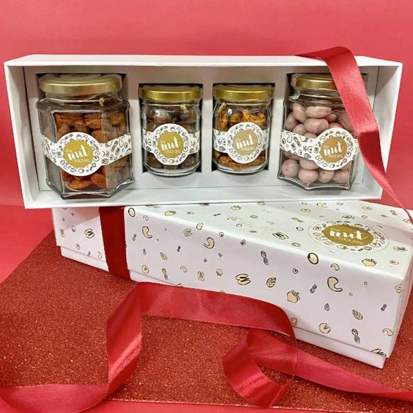 Personalized - Gift Box - The Experience Box - C.O.D Not Available-SNACK + HEALTHY TREATS-PropShop24.com