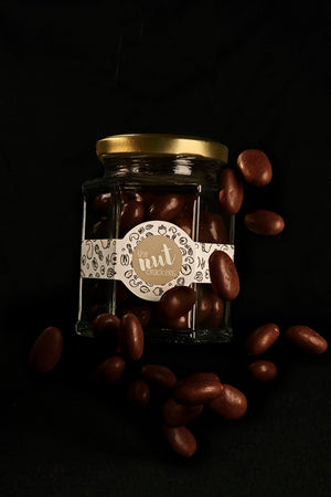Dark Chocolate Almonds-SWEETS + DESSERTS-PropShop24.com
