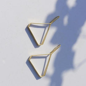 EARRINGS - THE TRIANGULAR-JEWELLERY-PropShop24.com